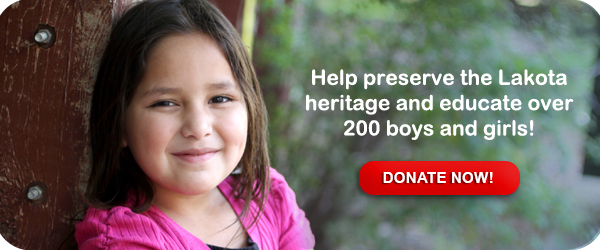 Donate and help Native American children