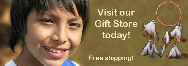 Visit our free-will offering gift store today!