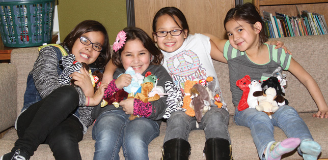 St. Joseph's residential program is tailored to meet the needs of the Lakota (Sioux) students in our care.