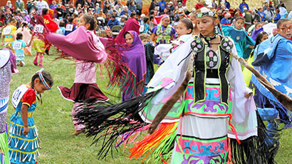 St. Joseph's Indian School's American Indian Day and Powwow