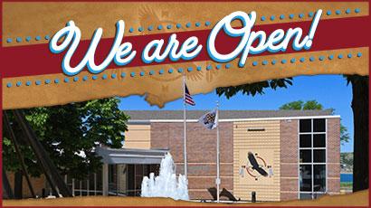 Akta Lakota Museum & Cultural Center is open