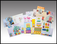 Click here for more information about 10 All Occasion Cards - (030013)