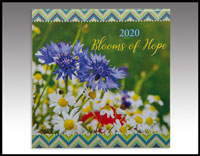 Click here for more information about 2020 Blooms of Hope Calendar
