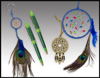 Click here for more information about 5-Piece Dreamcatcher Collection