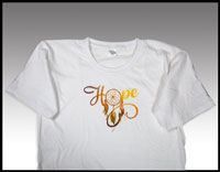 Click here for more information about Hope T-Shirt