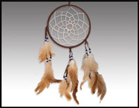 "Click here for more information about 6"" Dreamcatcher"