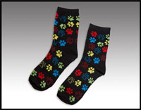 Click here for more information about Puppy Paw Socks