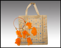 Click here for more information about Tote Bag and Dreamcatcher - (010012)