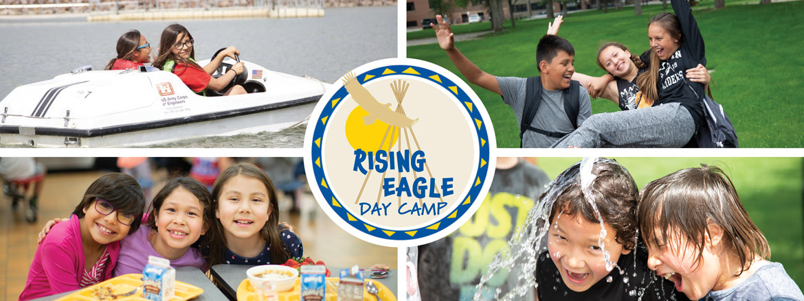 Rising Eagle Day Camp 2019
