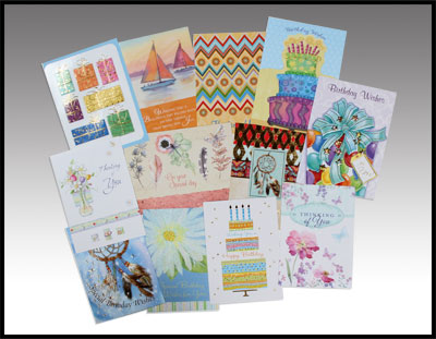 12 All Occasion Cards