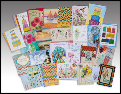 Greeting cards: 24 Pack All Occasion Cards