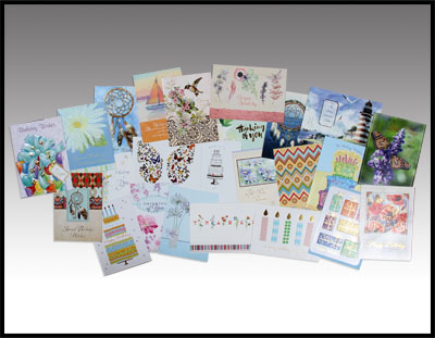 24 All Occasion Cards