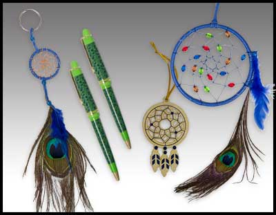 5-Piece Dreamcatcher Collection