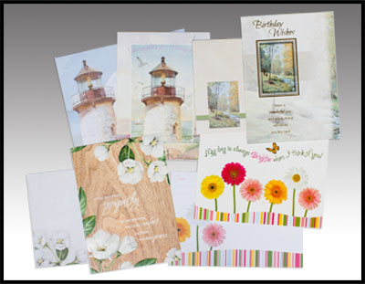 8 All Occasion Cards