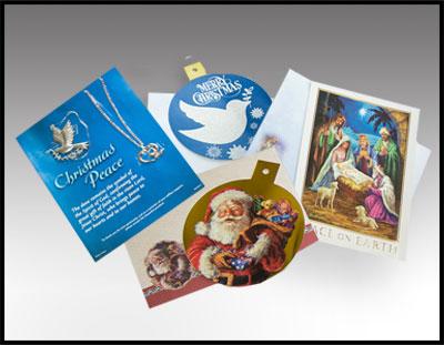 Christmas Holiday Packet