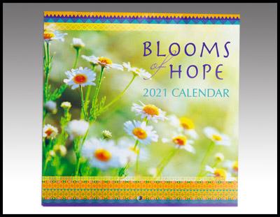 2021 Blooms of Hope Calendar